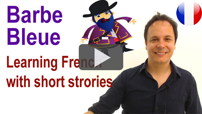 Learn French with French stories